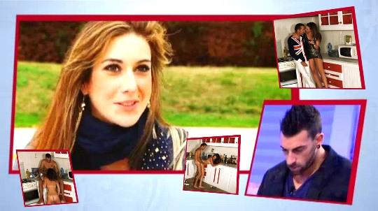MYHYV Nuevo escándalo en Tele5: Os paso el video de Mery pasada de copas y poniéndole los cuernos a su novio. - foto 1