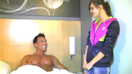 Me cuelo en el cuarto de mi ídolo: EL MEJOR POLVO DE MI VIDA con Marco Banderas :) - foto 1