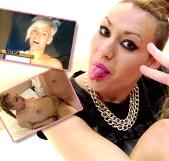 Si, es Brenda Cerdá de Acorralados y este es el video que todos estabais esperando.