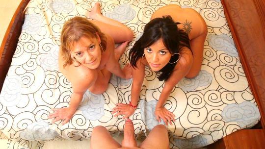 F�llame: el POV de Jazmina y Delia