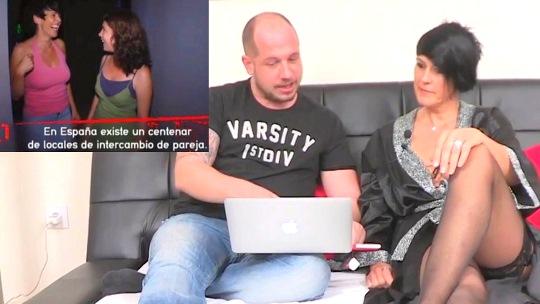 Maratón de sexo en una nueva quedada FAKings con YVETTE la MILF una multiorgásmica REAL