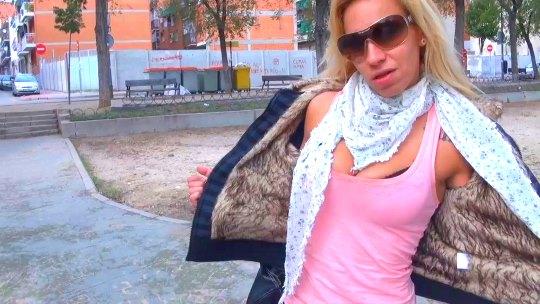 La vida de una strepper y gogó de discoteca llamada MariaX: con pase privado final ;) - foto 1
