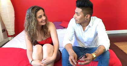 Una chica Tuenti vs un rapero latino: POLVO ADOLESCENTE de la noche madrileña. - foto 2