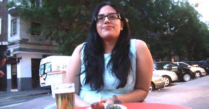 Soy GORDA y me excita muchísimo que me lo digan mientras me azotan: Soy Rebeca Lagorda. Si, iba para monja... - foto 2