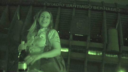 Fiesta, sexo y.... salgo con Lucía una noche por Madrid y esta es la que se lía. El vídeo del que todo el mundo habla XD - foto 1