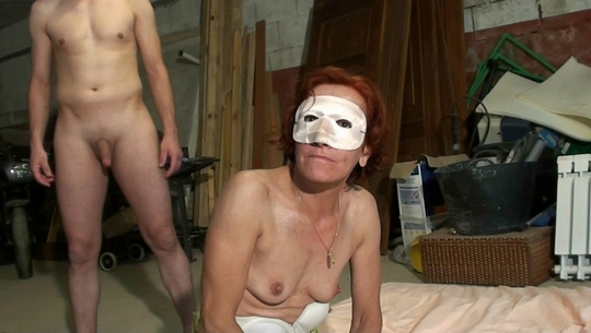 Obras maestras del porno bizarro: La PUERCA MADRE o decandencia de la raza humana - foto 1