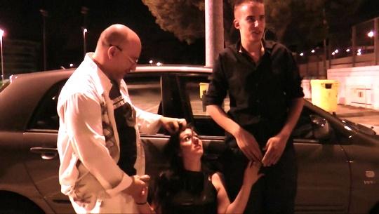 Borracha y muy colocada, abusamos de ella en Mostoles (Madrid) aqui te enviamos el video - foto 1