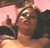 Borracha y muy colocada, abusamos de ella en Mostoles (Madrid) aqui te enviamos el video - foto 3