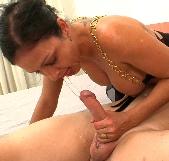 Mi primera vez: Luci Felina, es ella la que folla a los hombres (torbellino de mujer) - foto 6