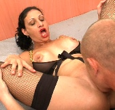 Mi primera vez: Luci Felina, es ella la que folla a los hombres (torbellino de mujer) - foto 7