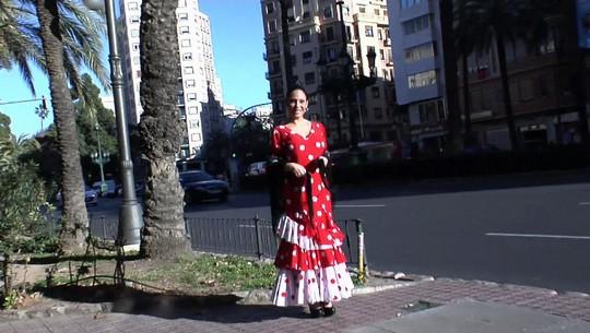 Soy gitana, no choni. Marta Sanz confiesa sus raíces y cumple su mayor fantasía - foto 1
