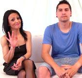 Vecina separada dar una lección a su EX marido con un vídeo xxx