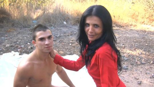 Soraya y el exnovio de su hija