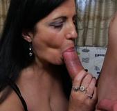 Rocio madura española de 50 años y el vecino de su hermana. Atención que SE CORRE CÓMO LOS TÍOS - foto 6