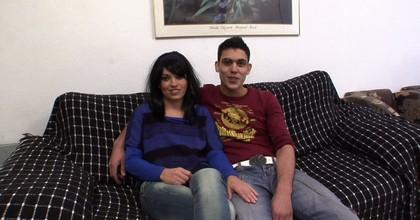 Madrastra e hijo follando juntos. Mónica de 40 años dejó a su marido por el hijo de este de 18 - foto 2