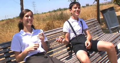 FAKINGS | Travesuras!!, me meten un puño por el coño (primera vez) y nos vamos un día por mi pueblo. SUPERRR | Ainara y Jordi -el niño polla | EL DIARIO DE AINARA – Online