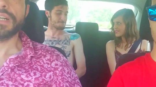 Ainara, Bla bla pollas: me follo a mi compañero de viaje, ¡mi última aventura!