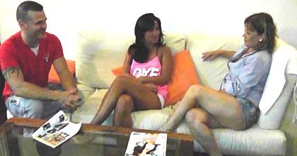 Hector entra en escena: Delia Rosa, Jazmina, he cambiado y soy un nuevo hombre. - foto 2