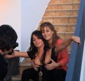 Vacaciones con Jazmina y Delia, me invitan a las Islas a pasar un fin de semana SEXUAL con ellas - foto 6