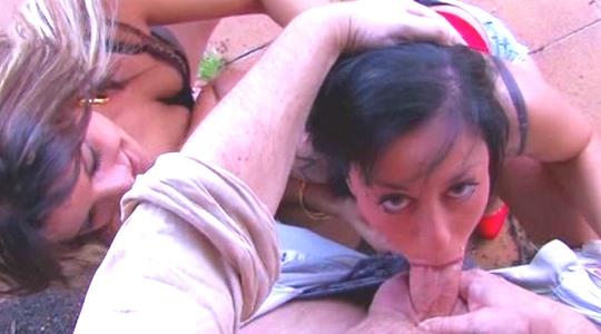 ¿Reventamos el culo de la pequeña Lidia?. Yesenia y Lidia, mira que dos perracas. 35:4 - foto 1