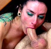Del paro al porno con Lamia Dark, madura 100x100 natural. Bendita crisis !!! - foto 6