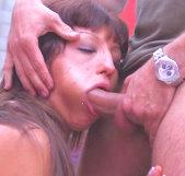 Fayna Vergara, su garganta profunda y Sir Robin Reid en el mecánico cachondo. 22:23 minutos - foto 2