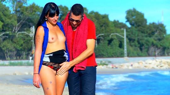 Lecciones de sexo anal con Natacha Guapa, mas que adicta !