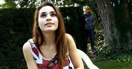 Silvia Grisso 19 años. Terry... podría ser su padre. Lecciones de sexo a una teen - foto 2