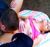 Cuerpo virginal y perfecta golosina, Ashley Woods vuelve a caer en nuestras garras - foto 7