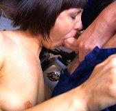 A Alina Rose, una maestra de las gargantas profundas la metemos la mano entera por el coño. 21:04 minutos - foto 7