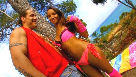Jade Love vs Rob Diesel, por que somos unos enamorados de los contrastes - foto 1