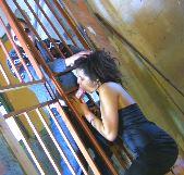 Hemos pillado a una inmigrante ilegal: Jana Montada, pase por comisaria - foto 2