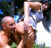 Garganta profunda y brutal con la diosa Damaris, la sirenita del porno mas duro - foto 2
