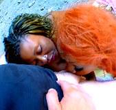 En nuestra cala de la perversion nos lo montamos con dos negritas, Nancy Love y la todopoderosa Naomi Lionness - foto 2