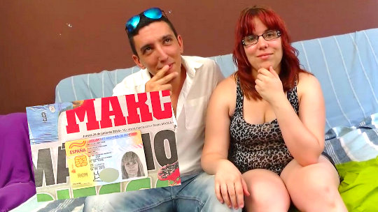 18 años y 1 día, su novio la convence para debutar en el porno: aquí empezó todo. - foto 1