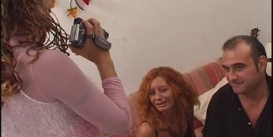 Nuestra primera parejita: Ana y Marcos de Barna. Acabaron haciendo un trío - foto 1