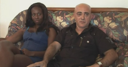 Monica e Ivan, se sacan 20 años, él no empalmó... hasta que se la folló otro. - foto 1