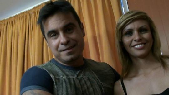 Alberto y Amanda, pareja liberal de Sevilla. Ella una treintañera de ESCÁNDALO - foto 1