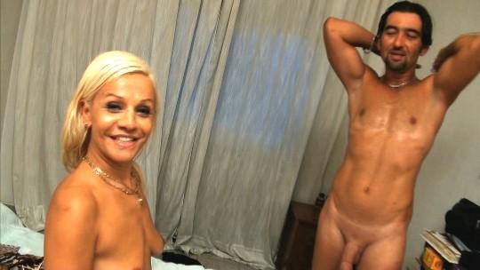 Deborah y Kiko, de cajera del super y albañil a actores porno