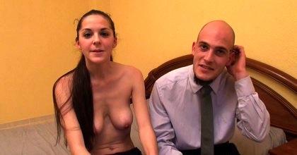 Tu vecinita Tamara y su maromo Carlos debutan con nosotros. Los metrosexuales de Madrid se abren para vosotros. - foto 2