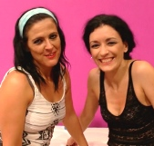 Lesbico brutal con Montse y Carmen : amigas, maduras y amantes