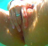 Sirenita XXX - Sol : Me hago un dedazo en las aguas de Valencia - foto 8