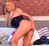 La reina del sexo anal Tamarah Dix, logra meterse por el culo un consolador gigante - foto 4