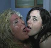 Carla, madura tremenda se pega el gustazo de follar con Alex. Dafne no puede resistirse y entra. VAYA VICIO! - foto 4