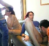 Vidas porno, vidas liberales: follando por todo el hotel como si fuera nuestro... hasta las espontáneas querían polla!! - foto 6