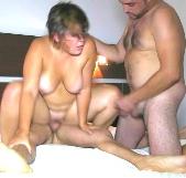 Follate a mi chica tronco!. Venían a hacer una escena de parejitas, aparecio Lois y ella... - foto 9