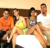 Veinteañeros y…. swingers!!. Intercambio de parejas REALES y españolas, preciosas, perfectas, MORBAZO!!