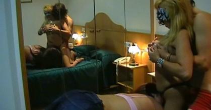 Más gente de Vidas Liberales se suma a follar con nosotros: un travesti y un usuario los afortunados esta vez - foto 2