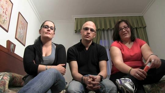 trios de sexo amateur español