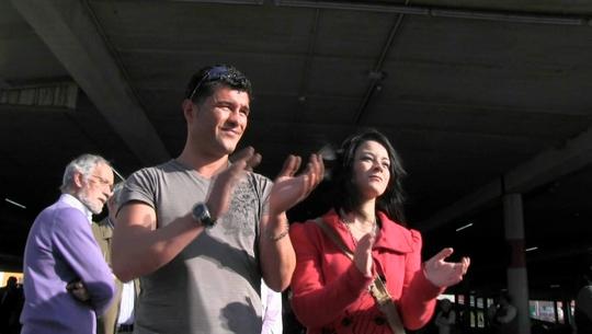 Huelga General del 29M: manifestación en Ferrol. Pedro liga con una chica y nos acaba pidiendo que la meemos en la boca. - foto 1